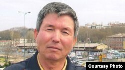 Turkey - Imprisoned independent Uzbek journalist Solijon Abdurahmonov. Istanbul, May2007