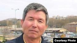 Ўзбекистонлик журналист Солижон Абдураҳмонов.