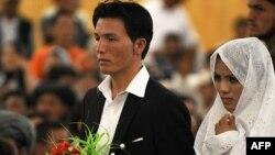 Афганистан, свадебная церемония в Герате