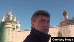 """Кадр из фильма """"Мой друг Борис Немцов"""""""
