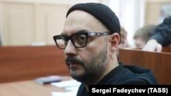 Російський режисер Кирило Серебренников