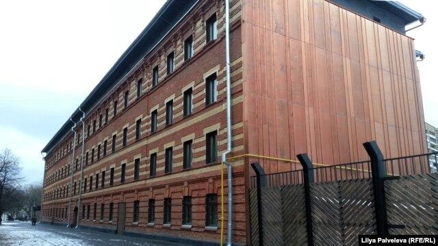 Новое здание Музея истории ГУЛАГа