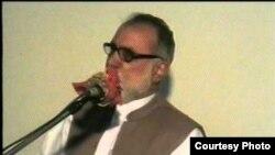 د اې اېن پي بلوچستان یو مشر ارباب عبدالظاهر کاسی