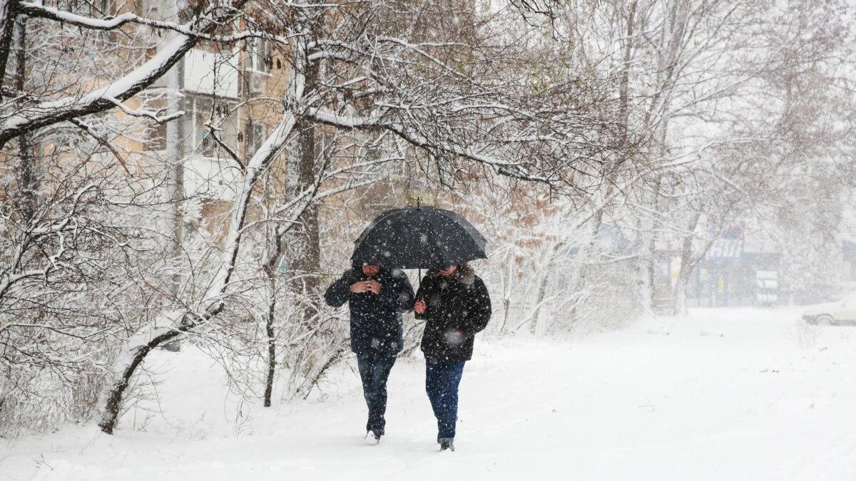 Будут зимы снежными, а весна без заморозков? Изменения климата ожидают украинский?