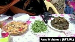 اطباق كردية تقليدية