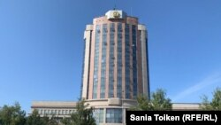 Здание МВД Казахстана.