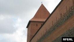 Замак у Лідзе