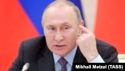 Vladimir Putin-Rusiya prezidenti