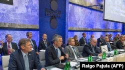 Неформальная встречи министров обороны стран ЕС (Таллин, 7 сентября 2017 г.)