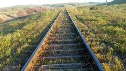 Türkmenistan TOT demirýoluny Ymamnazara ýetirdi