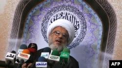 ممثل المرجعية الشيخ عبد المهدي الكربلائي