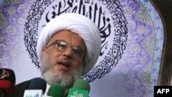 Духовний лідер шиїтів в Іраку Аятола Алі ас-Сістані
