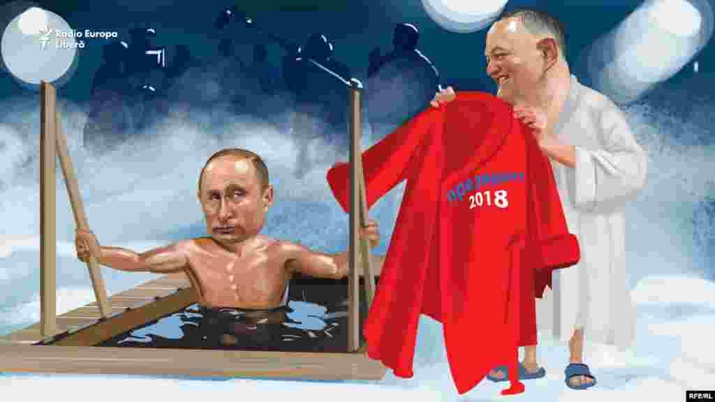 Dodon i-a adus mereu dovezi de loialitate, dar Putin nu i-a întors vizitele niciodată.