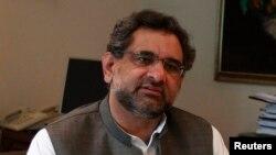 د پاکستان وزیراعظم شاهد خاقان عباسي