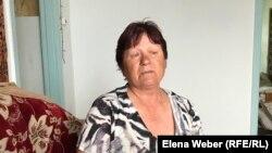 Жительница поселка Старый Жайрем Любовь Иксанова, Карагандинская область, 20 мая 2019 года.
