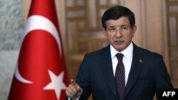 Kryeministri turk Ahmet Davutoglu