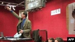 تصویری از یک حراجی در پاریس (عکس تزئینی است)