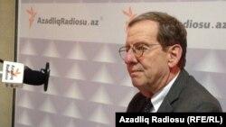 Посол США в Азербайджане Ричард Морнингстар, 2013