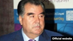 Brazilia -- Tajikistan's President Emomali Rahmon in UN Confronce, 20Jun2012