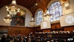 Международный суд в Гааге, заседание по делу Украины против России, 6 марта, 2017 год