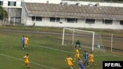 "Tajikistan/Myanmar - AFC President's Cup-2010, FC ""Vakhsh"" 6:0 ""KRL"" (Pakistan), Yangon, Myanmar, 12May2010"