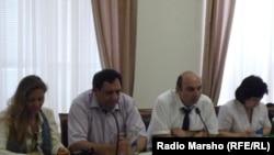 "Дагестан -- ""Цхьаьнакхеттачу Кавказан Форуман"" шолгIачу гуламехь, ХIинжа-ГIала, 20Сти2012"