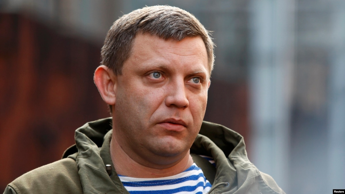 Zakharchenko is going to call in the militia 100 thousand inhabitants of the DPR 02.02.2015 65