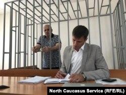 Оюб Титиев и Петр Заикин