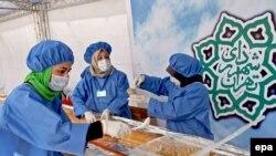 این ساندویچ ۱۵۰۰ متری به عنوان طولانیترین ساندویچ جهان در کتاب گینس ثبت شد. (عکس: Epa)