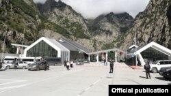 საქართველო-რუსეთის საბაჟო-გამშვები პუნქტი ყაზბეგი