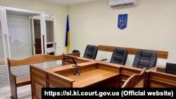 Суд в Киеве, архивное фото