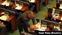 Uskoro kraj institucionalne krize: Ramuš Haradinaj u Skupštini Kosova