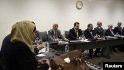 Razgovori o sirijskim mirovnim pregovorima, Ženeva