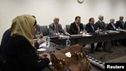 مذاکرات صلح سوریه زیر نظارت سازمان ملل که از روز ۲۳ فوریه در ژنو آغاز شده بود روز ۳ مارس پایان یافت