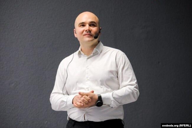 Виктор Прокопеня, архивное фото