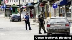 Kumanovë, 9 maj 2015