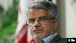 Iranian parliamentary deputy Mahmoud Sadeghi has been an irritant to Iran's conservative and hard-line establishment (file photo).