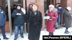 Активистов штаба Навального не пускают на слушания