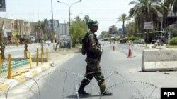 В качестве меры предосторожности власти закрыли в пятницу улицы Багдада