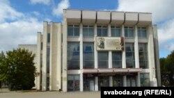 Бабруйскі тэатар, у якім працаваў Багаеўскі