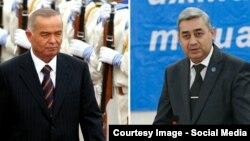 Ҳотамҷон Кетмонов ва Ислом Каримов