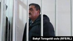 Албек Ибраимов. 15 января 2019 года.