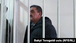 Албек Ибраимовдун соту. 2018-жыл.