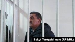 Албек Иброҳимов, шаҳрдори пешини Бишкек.