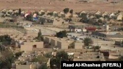 Militants overran Baghdadi, one of the last remaining towns in Anbar Province that had been under Iraqi control, on February 13.