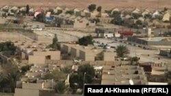 وحدات سكنية في ناحية البغدادي بالأنبار