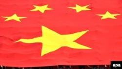 Пекин, празднование 60-летия образования КНР, 27 сентября 2009 г.