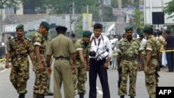 Շրի Լանկա - Կոլոմբո, ոստիկանները հատուկ գործողություն են իրականացնում, արխիվ