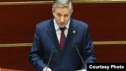 Татарстан финанс министры Радик Гайзатуллин