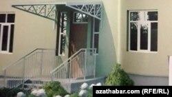 Проект дома, предусмотренный для строительства